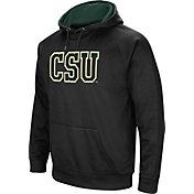 Colosseum Men's Colorado State Rams Black Performance Hoodie