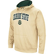 Colosseum Men's Colorado State Rams Gold Performance Hoodie