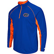 Colosseum Men's Florida Gators Blue Airstream Quarter-Zip