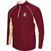 Colosseum Men's Florida State Seminoles Garnet Airstream Quarter-Zip