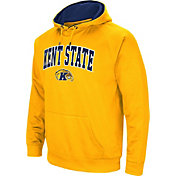 Colosseum Men's Kent State Golden Flashes Gold Performance Hoodie