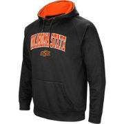 Colosseum Men's Oklahoma State Cowboys Black Performance Hoodie