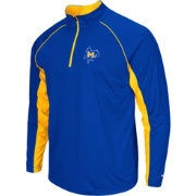 Colosseum Men's McNeese State Cowboys Royal Blue Airstream Quarter-Zip