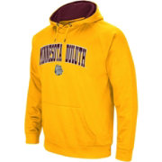 Colosseum Men's Minnesota-Duluth Bulldogs Gold Performance Hoodie