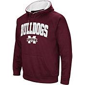 Colosseum Men's Mississippi State Bulldogs Maroon Fleece Hoodie