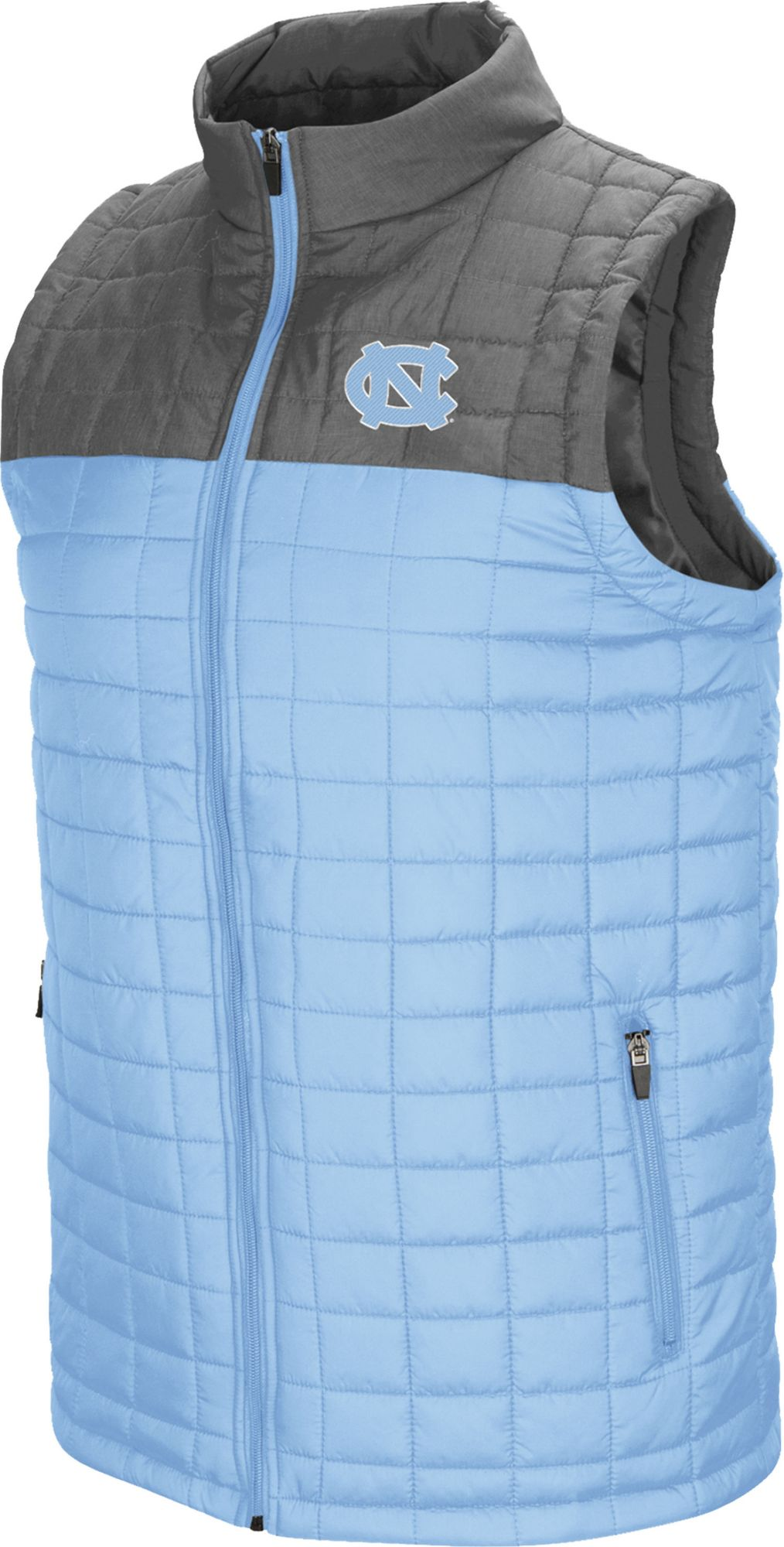 Colosseum Men's North Carolina Tar Heels Carolina Blue/Grey ...
