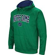 Colosseum Men's Notre Dame Fighting Irish Green Performance Hoodie