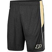 Colosseum Men's Purdue Boilermakers Triple A Black Shorts