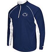 Colosseum Men's Penn State Nittany Lions Blue Airstream Quarter-Zip Windshirt