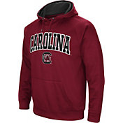 Colosseum Men's South Carolina Gamecocks Garnet Fleece Hoodie