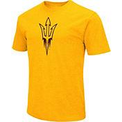 Colosseum Men's Arizona State Sun Devils Gold Dual Blend T-Shirt