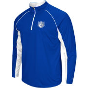 Colosseum Men's Saint Louis Billikens Blue Airstream Quarter-Zip