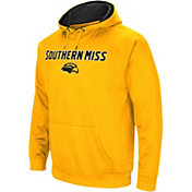 Colosseum Men's Southern Miss Golden Eagles Gold Performance Hoodie