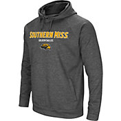 Colosseum Men's Southern Miss Golden Eagles Grey Fleece Hoodie