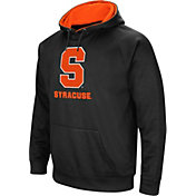 Colosseum Men's Syracuse Orange Black Performance Hoodie