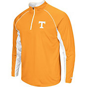 Colosseum Men's Tennessee Volunteers Tennessee Orange Airstream Quarter-Zip