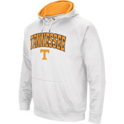 Colosseum Men's Tennessee Volunteers White Performance Hoodie