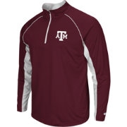 Colosseum Men's Texas A&M Aggies Maroon Airstream Quarter-Zip