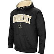 Colosseum Men's Vanderbilt Commodores Black Fleece Hoodie
