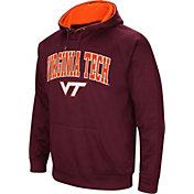 Colosseum Men's Virginia Tech Hokies Maroon Fleece Hoodie