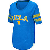 Colosseum Women's UCLA Bruins True Blue Bean Babbitt Raglan T-Shirt