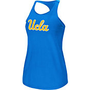 Colosseum Women's UCLA Bruins True Blue Mesh Tank