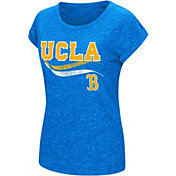 Colosseum Women's UCLA Bruins True Blue Speckled Yarn T-Shirt