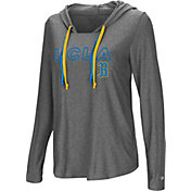 Colosseum Women's UCLA Bruins Grey Podium Featherweight Hoodie