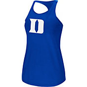 Colosseum Women's Duke Blue Devils Duke Blue Mesh Tank