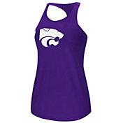 Colosseum Women's Kansas State Wildcats Purple Mesh Tank