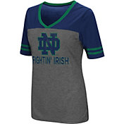 Colosseum Athletics Women's Notre Dame Fighting Irish McTwist Jersey T-Shirt