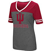 Colosseum Athletics Women's Indiana Hoosiers McTwist Jersey T-Shirt