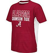 Colosseum Athletics Youth Alabama Crimson Tide Crimson Vault T-Shirt