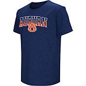 Colosseum Youth Auburn Tigers Blue Dual Blend T-Shirt