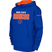 Colosseum Youth Boise State Broncos Blue Fleece Hoodie