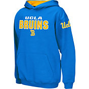 Colosseum Boys' UCLA Bruins True Blue Pullover Hoodie