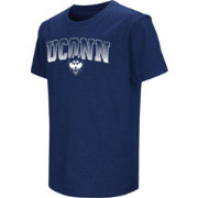 Colosseum Youth UConn Huskies Blue Dual Blend T-Shirt