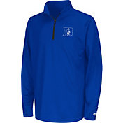 Colosseum Youth Duke Blue Devils Duke Blue Draft Performance Quarter-Zip