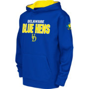 Colosseum Youth Delaware Fightin' Blue Hens Blue Fleece Hoodie