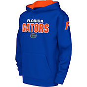 Colosseum Youth Florida Gators Blue Fleece Hoodie