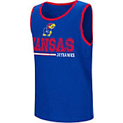 Colosseum Youth Kansas Jayhawks Blue Legends Never Die Tank