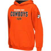 Colosseum Boys' Oklahoma State Cowboys Orange Pullover Hoodie