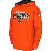 Colosseum Youth Oklahoma State Cowboys Orange Fleece Hoodie