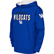 Colosseum Youth Kentucky Wildcats Blue Fleece Hoodie