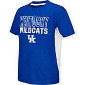 Colosseum Athletics Youth Kentucky Wildcats Blue Vault T-Shirt