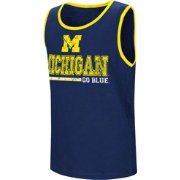 Colosseum Youth Michigan Wolverines Blue Legends Never Die Tank