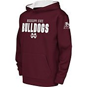 Colosseum Youth Mississippi State Bulldogs Maroon Fleece Hoodie