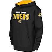Colosseum Youth Missouri Tigers Black Fleece Hoodie
