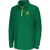 Colosseum Youth Oregon Ducks Draft Performance Quarter-Zip