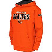 Colosseum Youth Oregon State Beavers Orange Fleece Hoodie